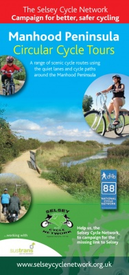 Manhood Peninsula Circular Cycle Tours cover