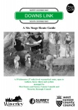 Downs Link Route Guide, 2003, cover